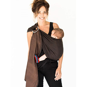 hugabub traditional ring sling