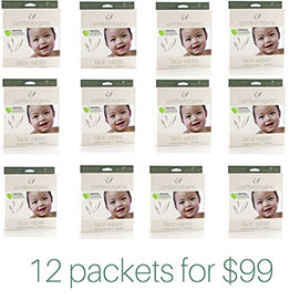 12 PKTS OF Face Wipes BULK BUY