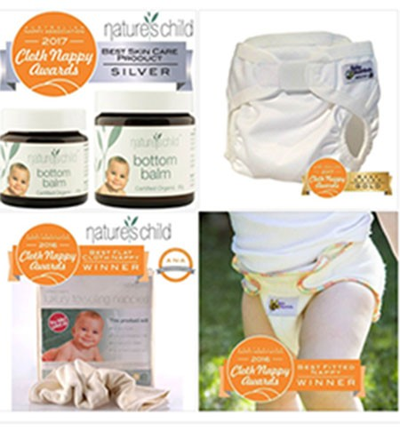 The Ultimate Cloth Nappy Pack