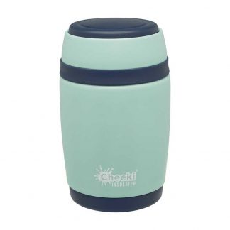 CHEEKI Cheeki Insulated Food Jar Pistachio 480ml