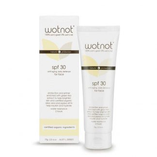 WOTNOT SPF30 Facial Sunscreen (75g)