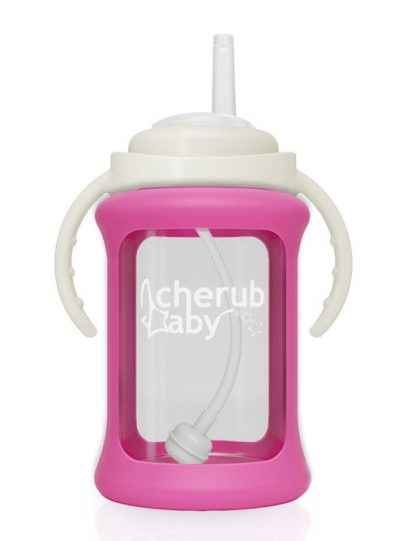 Cherub Baby Sippy Cups and Straw Cups