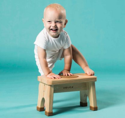 Wooden step stools