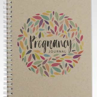 PREGNANCY JOURNAL A5