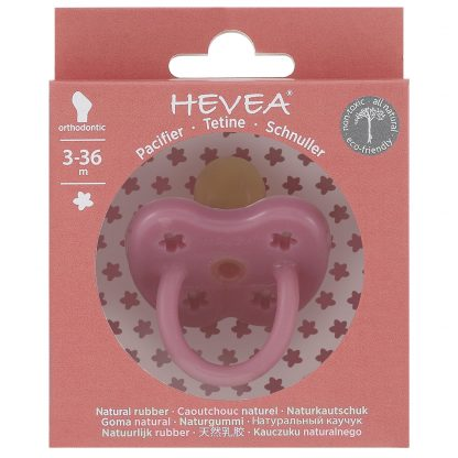 HEVEA Orthodontic Pacifier Watermelon